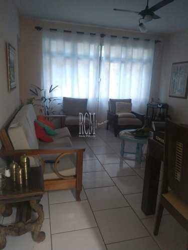 Apartamento, código 91779 em São Vicente, bairro Centro