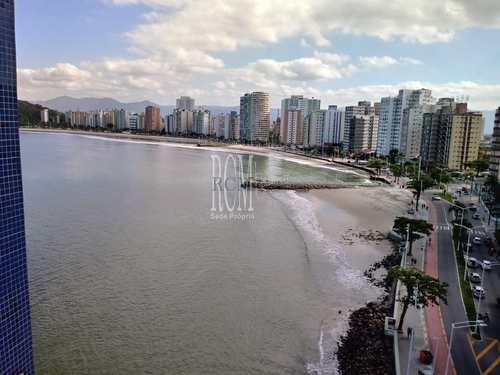 Apartamento, código 91795 em São Vicente, bairro Itararé