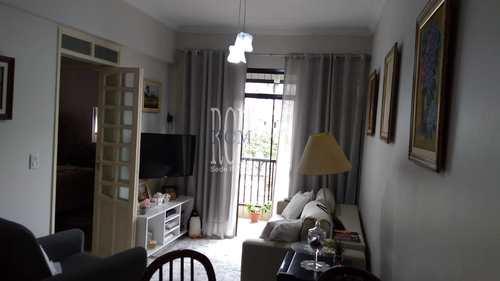 Apartamento, código 91807 em São Vicente, bairro Boa Vista