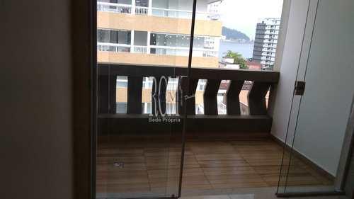 Apartamento, código 91808 em São Vicente, bairro Centro