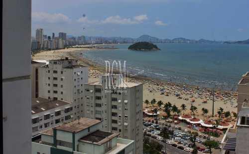 Apartamento, código 91823 em São Vicente, bairro Itararé