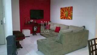 Apartamento, código 91827 em São Vicente, bairro Itararé