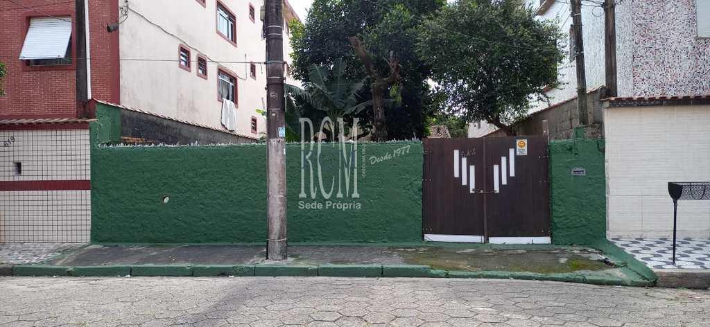 Terreno em São Vicente, no bairro Vila Valença