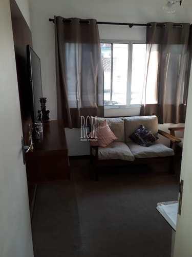 Apartamento, código 91871 em São Vicente, bairro Parque São Vicente