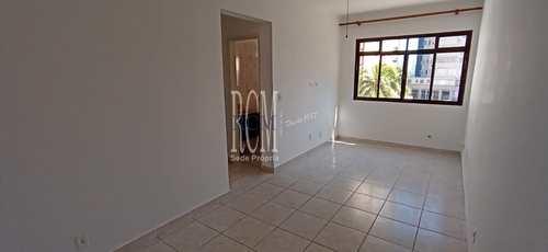 Apartamento, código 91877 em São Vicente, bairro Itararé