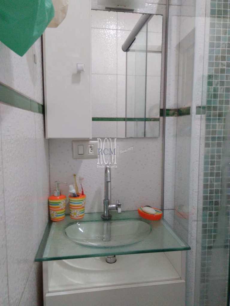 Sala Living em Santos, no bairro Gonzaga