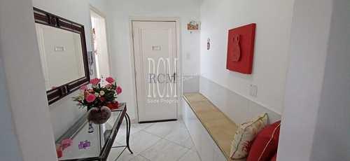 Apartamento, código 91910 em São Vicente, bairro Centro