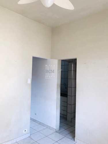 Apartamento, código 91925 em São Vicente, bairro Centro