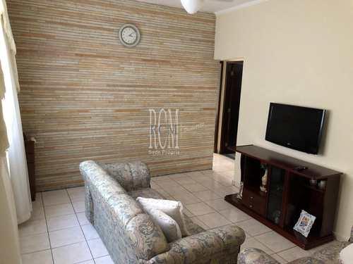 Apartamento, código 91930 em São Vicente, bairro Itararé
