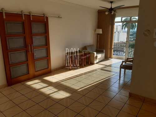 Apartamento, código 91933 em São Vicente, bairro Centro