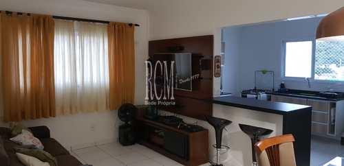 Apartamento, código 91952 em São Vicente, bairro Parque Bitaru
