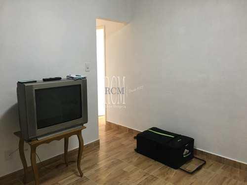 Apartamento, código 91961 em São Vicente, bairro Centro