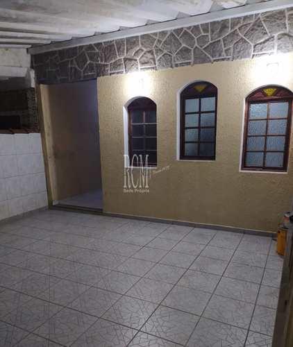 Sobrado, código 91974 em São Vicente, bairro Catiapoa