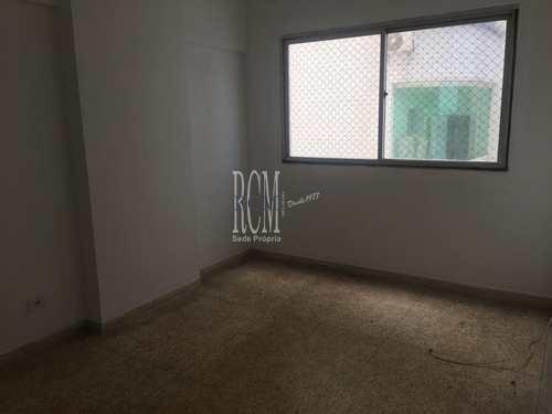 Apartamento, código 91977 em São Vicente, bairro Centro