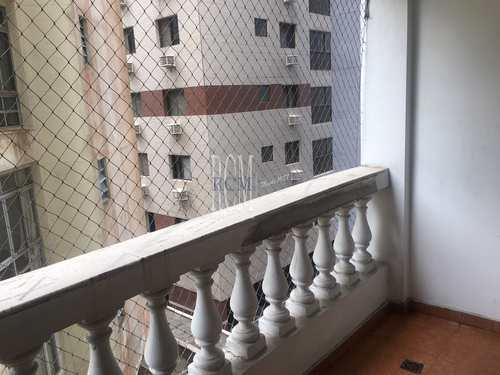 Apartamento, código 91981 em São Vicente, bairro Itararé