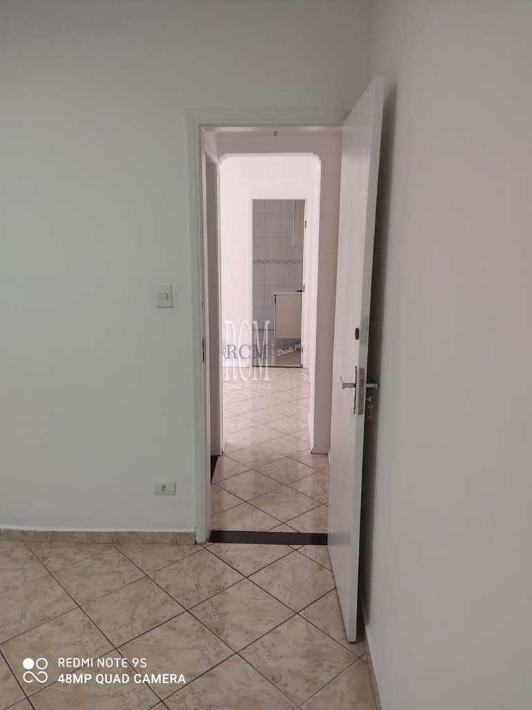 Apartamento em São Vicente, no bairro Vila Melo
