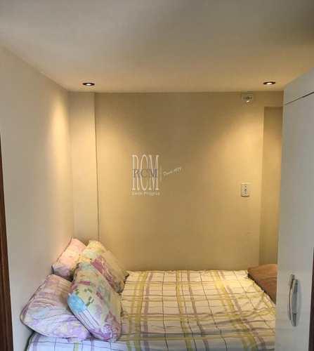 Sala Living, código 91992 em São Vicente, bairro Itararé