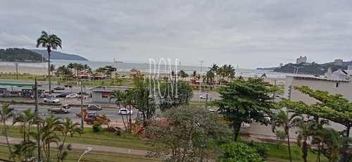 Apartamento, código 92021 em São Vicente, bairro Itararé