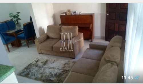 Casa, código 92028 em São Vicente, bairro Vila Valença