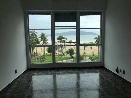 Apartamento, código 92034 em São Vicente, bairro Itararé