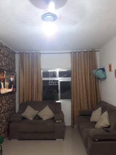 Sala Living, código 92043 em São Vicente, bairro Centro