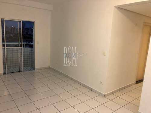 Apartamento, código 92065 em Santos, bairro Boqueirão