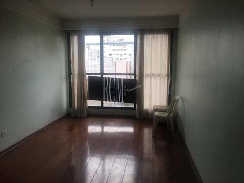 Apartamento, código 92068 em São Vicente, bairro Centro
