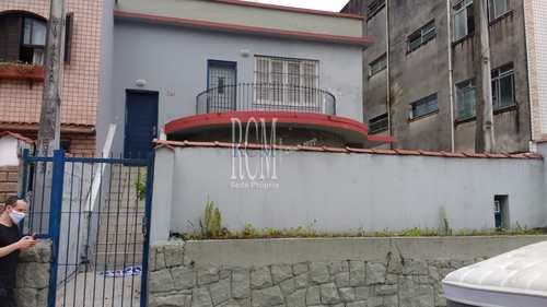 Casa, código 92073 em São Vicente, bairro Centro