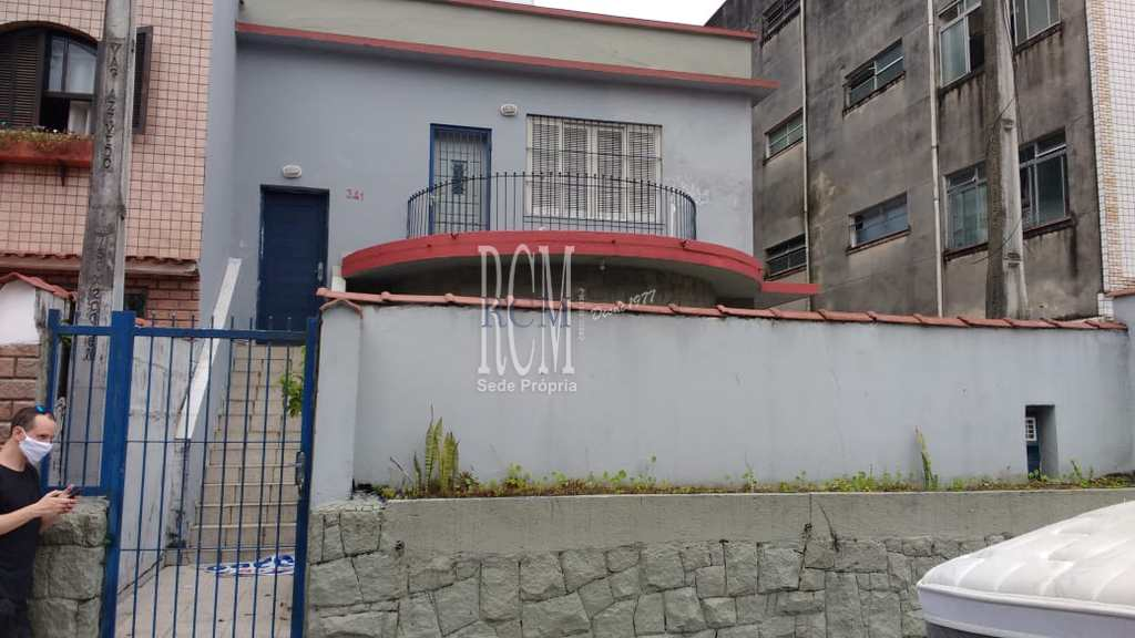 Casa em São Vicente, no bairro Centro