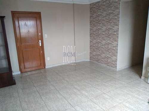 Apartamento, código 92078 em Santos, bairro Embaré