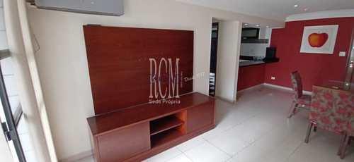 Apartamento, código 92099 em São Vicente, bairro Itararé