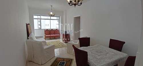 Apartamento, código 92107 em São Vicente, bairro Centro