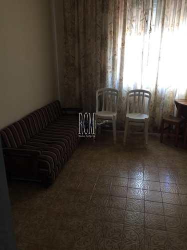 Kitnet, código 92114 em São Vicente, bairro Itararé