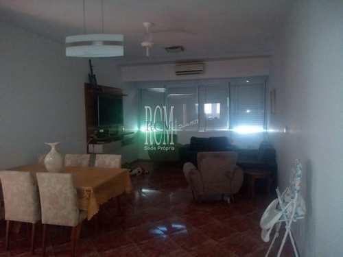 Apartamento, código 92121 em São Vicente, bairro Itararé