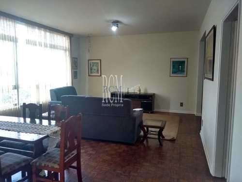 Apartamento, código 92129 em São Vicente, bairro Itararé
