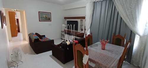 Apartamento, código 92145 em São Vicente, bairro Itararé