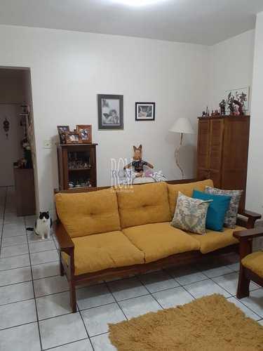 Apartamento, código 92148 em São Vicente, bairro Centro