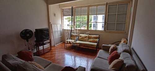 Apartamento, código 92169 em São Vicente, bairro Itararé