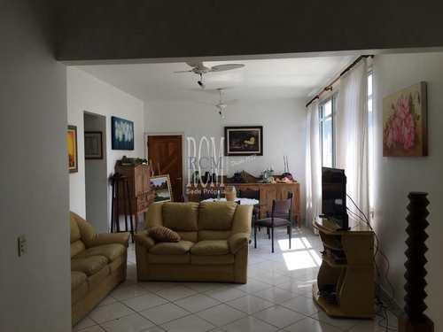 Apartamento, código 92178 em São Vicente, bairro Ilha Porchat