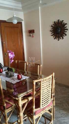 Apartamento, código 92182 em São Vicente, bairro Itararé