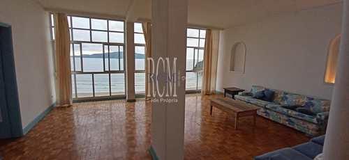 Apartamento, código 92197 em São Vicente, bairro Itararé