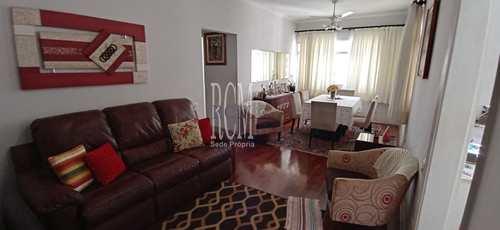 Apartamento, código 92199 em São Vicente, bairro Itararé