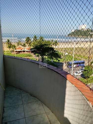Kitnet, código 92203 em São Vicente, bairro Itararé