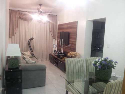 Apartamento, código 92204 em São Vicente, bairro Itararé