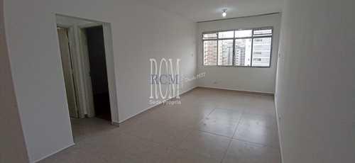 Apartamento, código 92208 em São Vicente, bairro Itararé