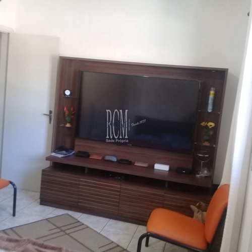 Apartamento, código 92210 em São Vicente, bairro Vila Valença