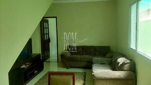 Casa, código 92216 em São Vicente, bairro Vila Valença