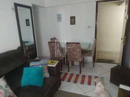 Apartamento, código 92253 em São Vicente, bairro Centro