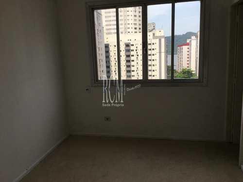 Apartamento, código 92263 em São Vicente, bairro Itararé