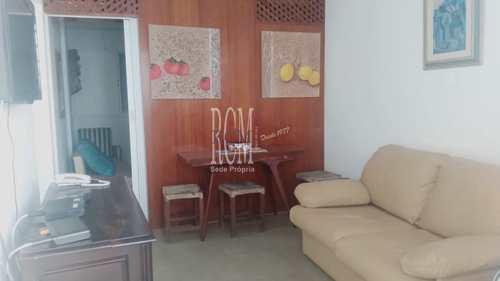 Apartamento, código 92265 em São Vicente, bairro Itararé